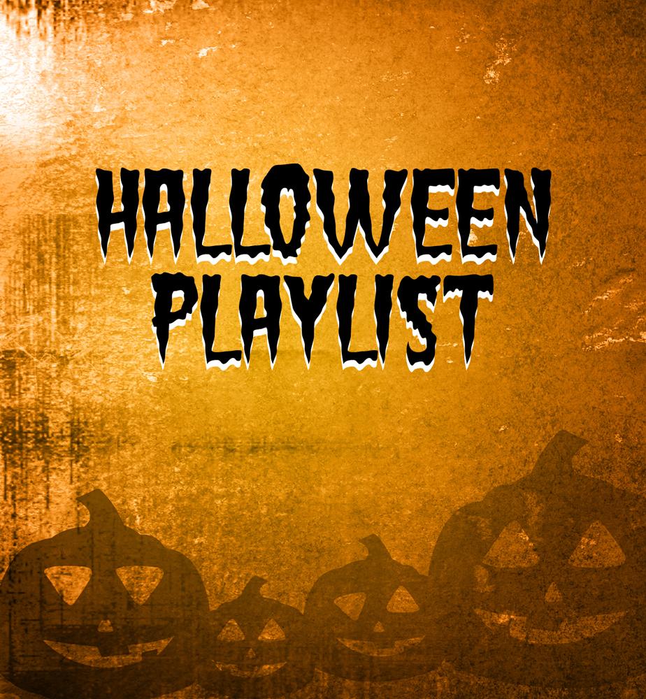 halloween playlist | Sunny Slide Up
