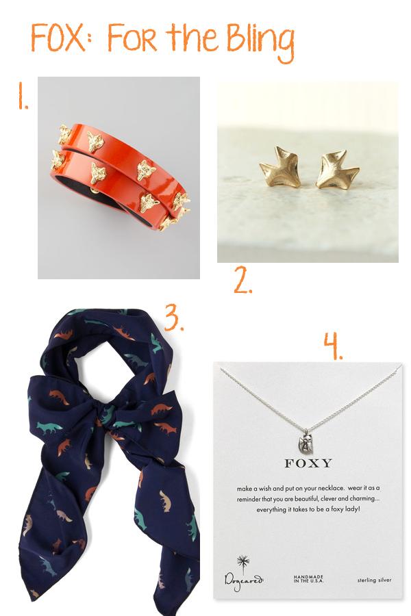 fox accessories