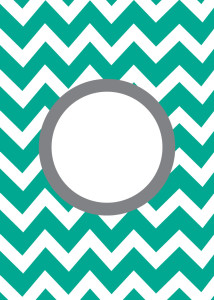 free chevron template for playing cards