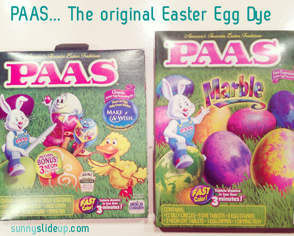 PAAS Easter Egg