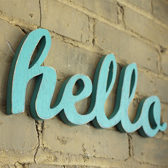 HelloSignWodden_OfficeDecor