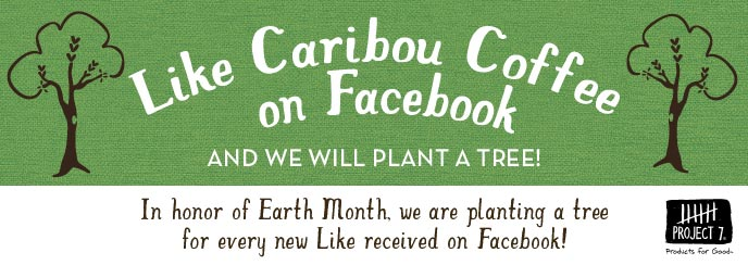 CaribouFacebookPlantTree