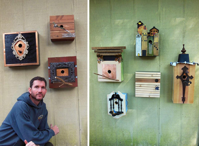 meet shawn hobbs and birdhouse giveaway winner!