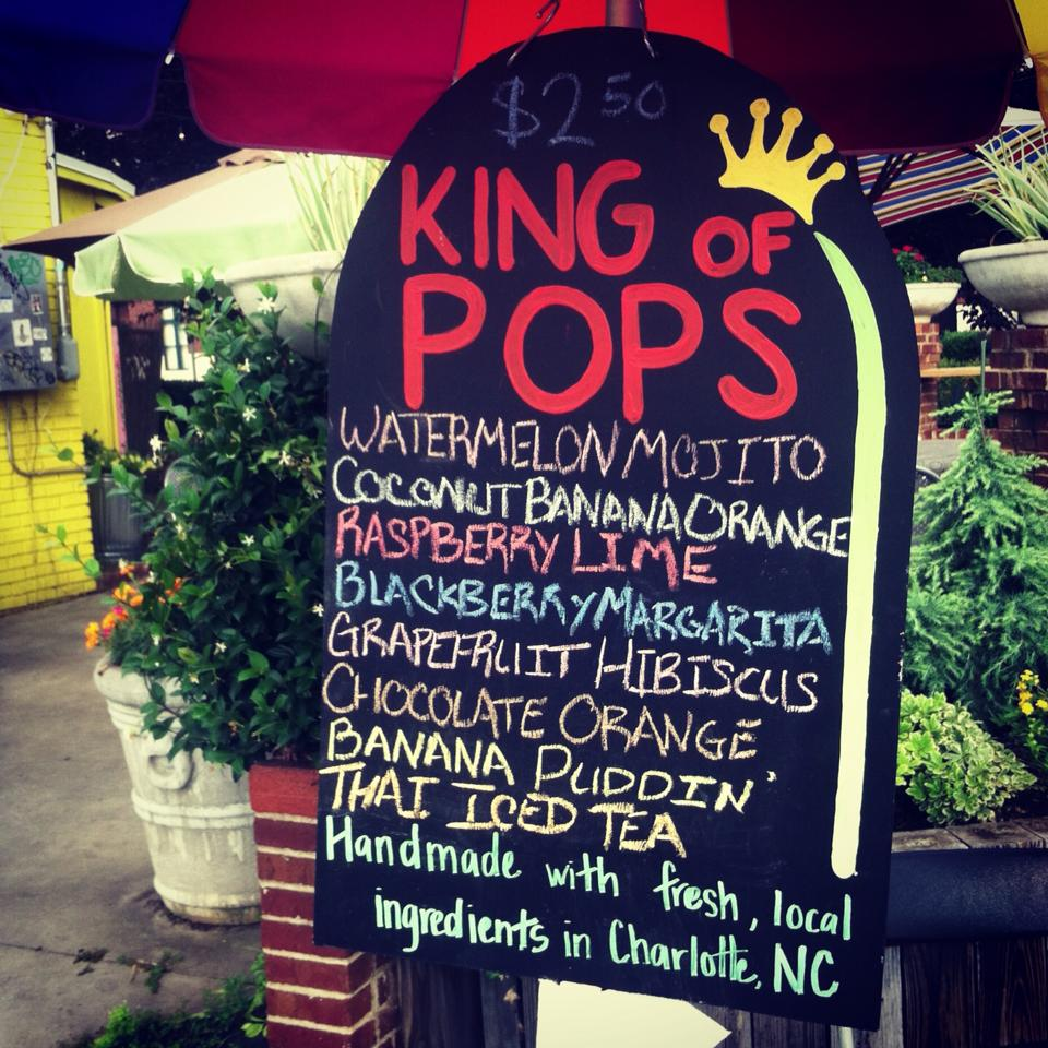 charlotte king of pops