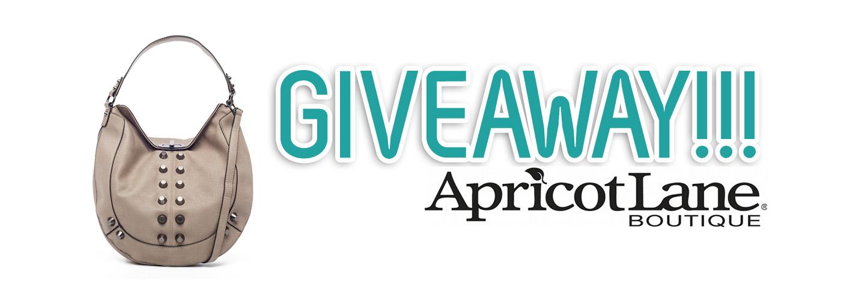 giveaway: apricot lane