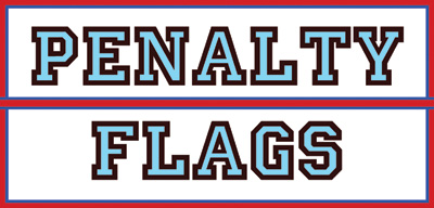 Penalty Flags Free Printable