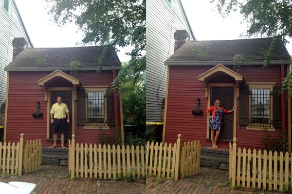 smallest house in savannah