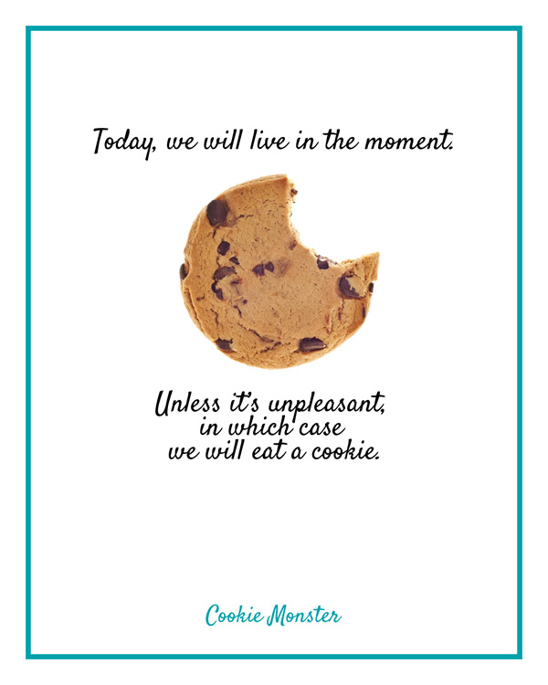 cute cookie quotes