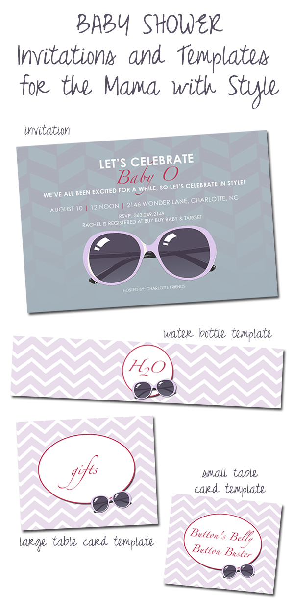 baby shower invite and templates