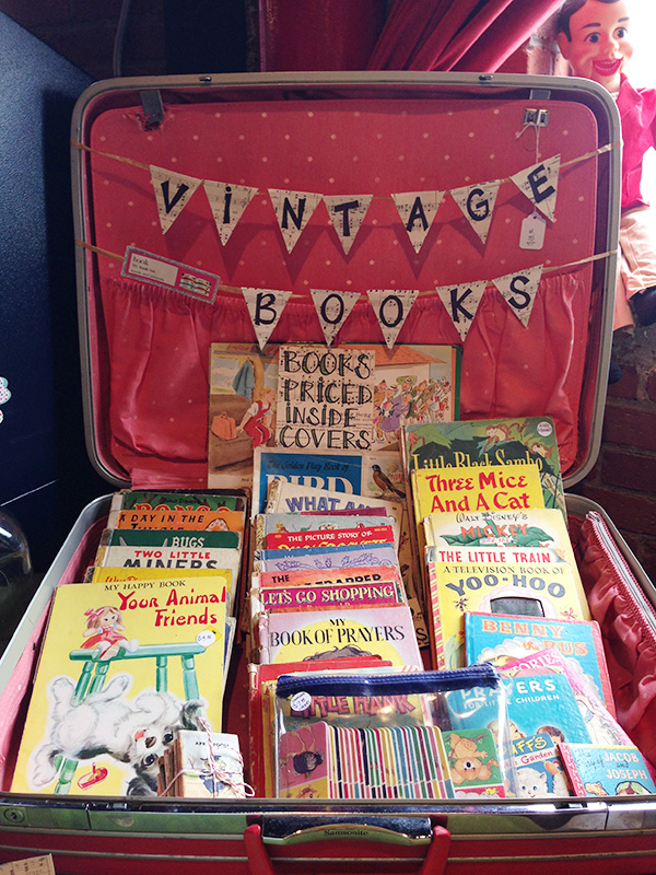 Vintage Southern Books