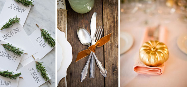 featureThanksgiving Table Ideas