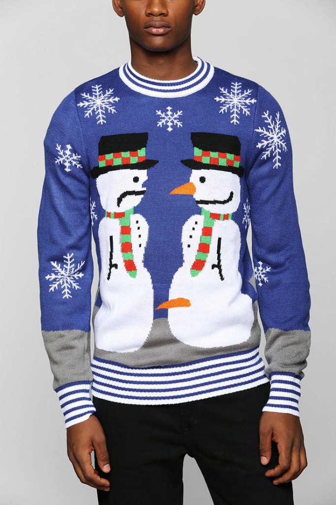 Snowman Poke - Urban Outfitters