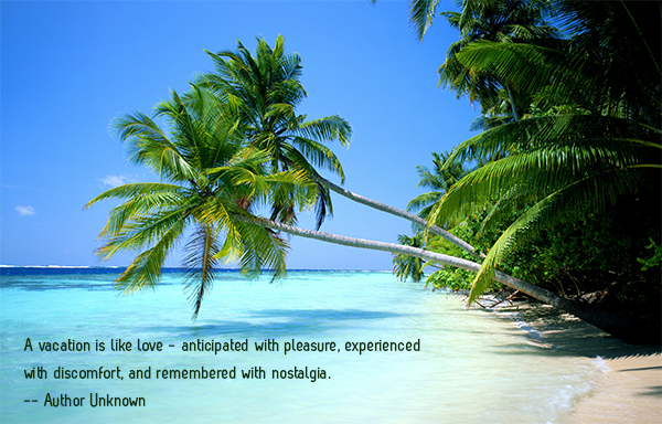 travel and love quote