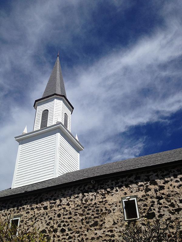 oldest hawaiian church