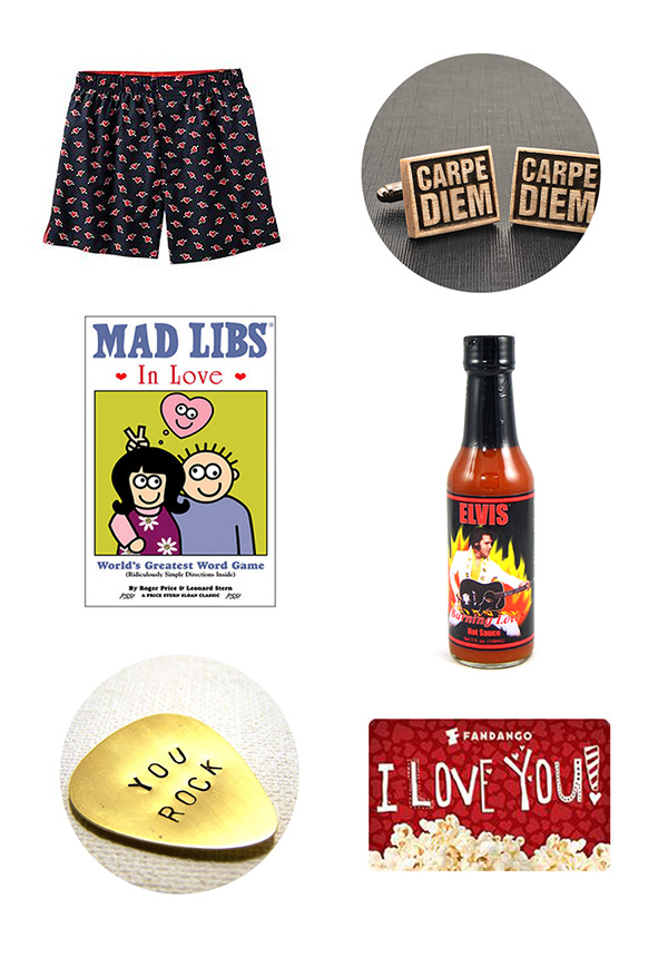 Sweet Valentine Gifts For Guys Under 25