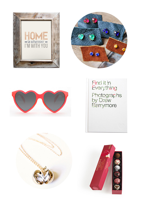 Sweet valentine gift ideas under 25 sunny slide up for Valentine gifts for ladies
