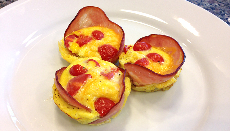 my favorite breakfast these days