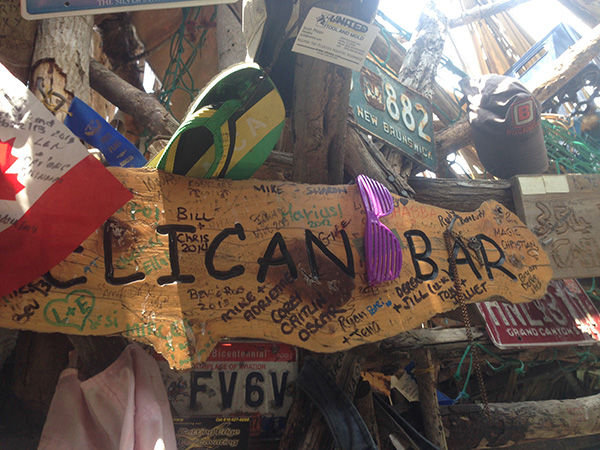 Jamaica Pelican Bar Tour
