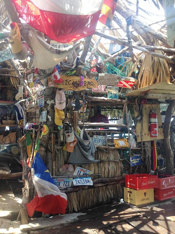 Jamaican Floyds Pelican Bar