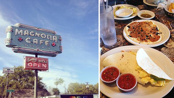 Magnolia Cafe Austin TX