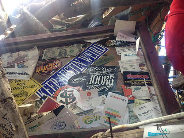 The Creative Stack in Jamaica at Floyds Pelican Bar