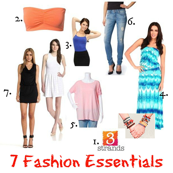 7 Fashion Essentials