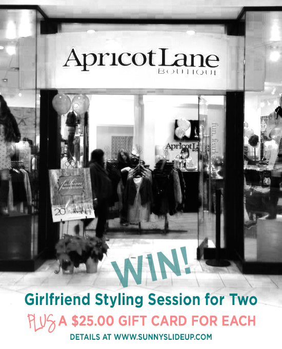 New Apricot Lane Boutique Giveaway
