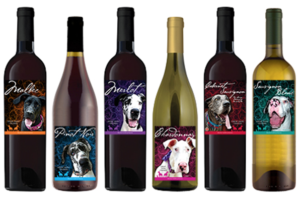 benefit wine great dane