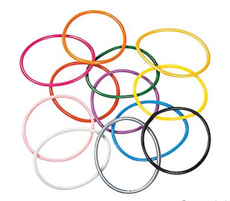 a new take on jelly bracelets