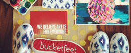 bucketfeet – artist designed shoes