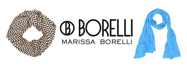 borelli design scarves giveaway
