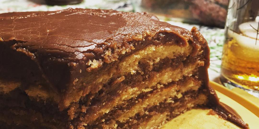 ma's famous chocolate cake recipe