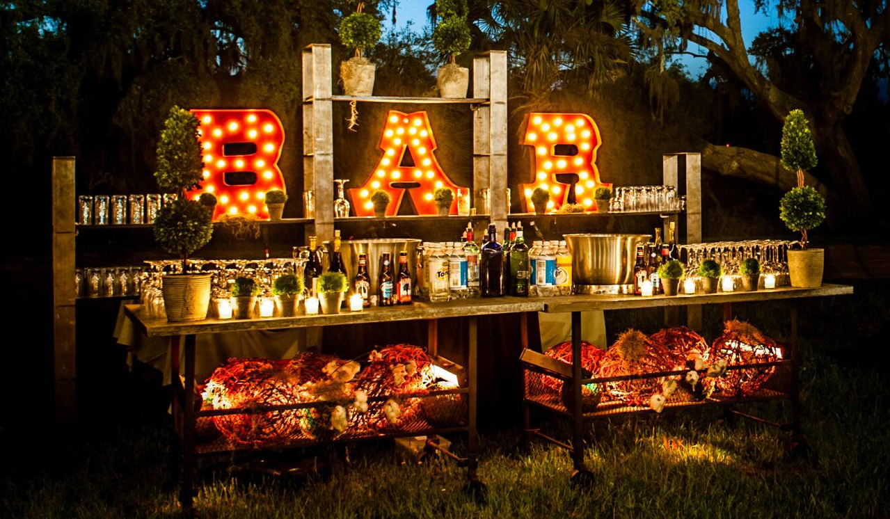 23 Incredible Diy Outside Bar Ideas: More Than Just A Grill And Cocktails