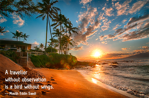 Travel Quote Of The Week: Vacation Quotes – Hawaii Style